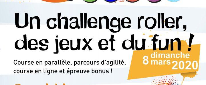 1 ère Etape Challenge Kids Dimanche 8 Mars #Enfants